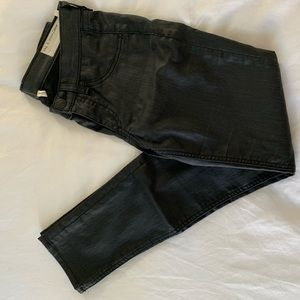 Rag + Bone skinny jeggings size 26, black